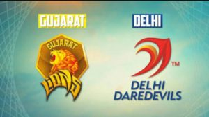 Gujarat Lions vs Delhi Daredevils Match Prediction