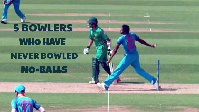 5 bowlers who never bowled a no ball in cricket cricindeed