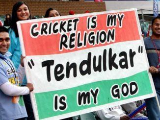 Sachin God of Cricket