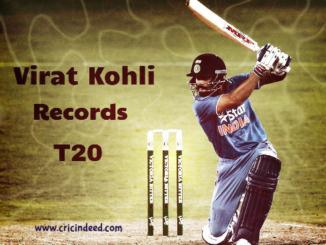 Virat Kohli T20 Records