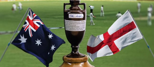 Cricket Ashes Trophy