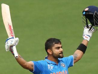 Virat Kohli after 200 ODI Matches
