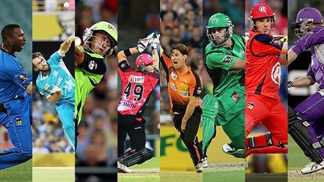 Big Bash schedule
