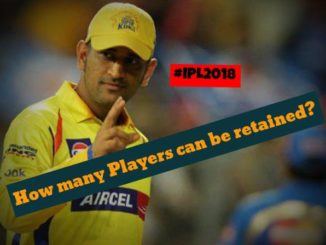 IPL Retention