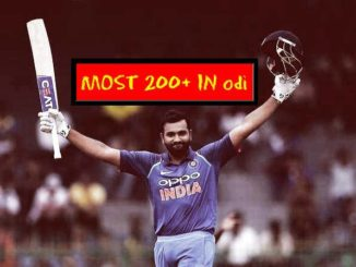 most 200+ scores in ODI