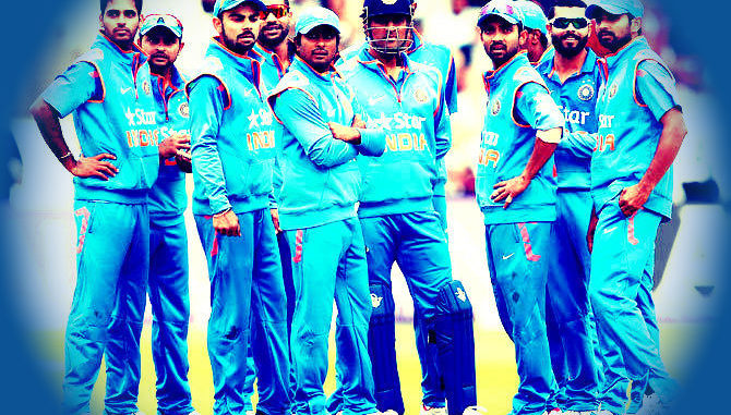 India team for South Afrca ODI & T20