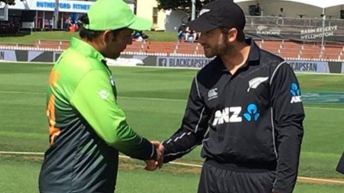 NZ vs PAK schedule