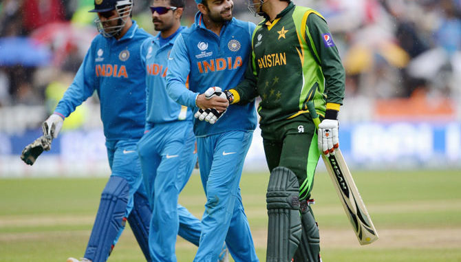 History of India vs Pakistan in World Cup (Year by Year
